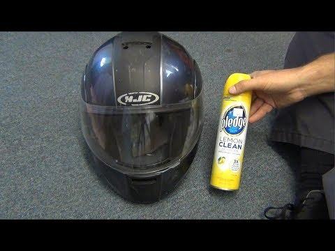 Best Way to Clean Plexiglass Windshields is Lemon Pledge