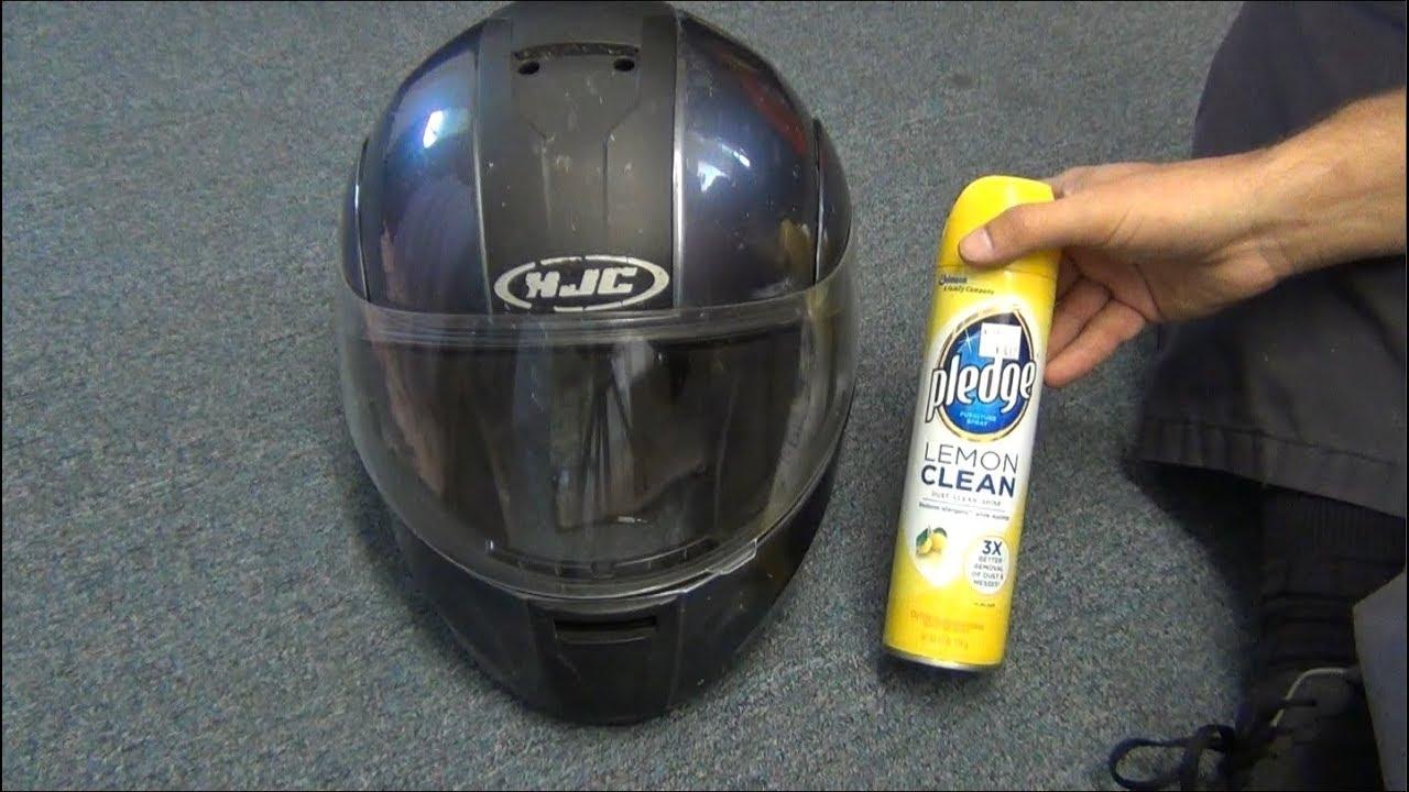 Best Way To Clean Plexigl Windshields Is Lemon Pledge