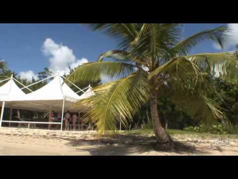 Antilles Jet - Grand cul de sac marin guadeloupe