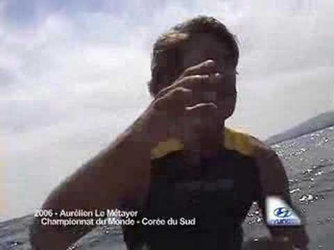 Aurélien Le Metayer -World Formula Windsurfing 2006-