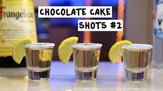 Chocolate Cake Shots #2
