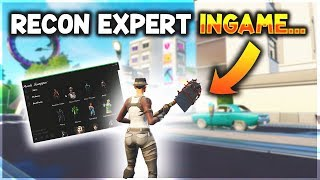 "Trying out ""THE BEST"" Skin Changer in Fortnite Season 9... (RECON EXPERT WORKS!)"