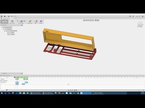 You Tube Scroller Case Design