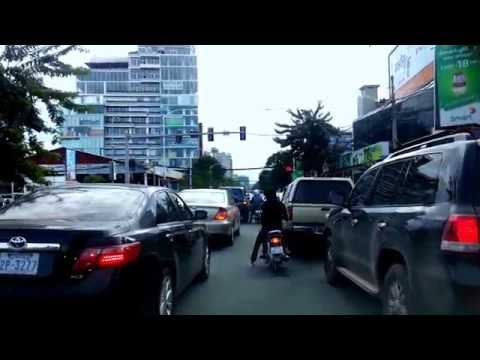 Asian Travel - Phnom Penh Street Lifestyles - Youtube