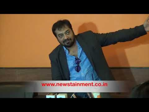 Anurag Kashyap in conversation with Bollywood Aspriants