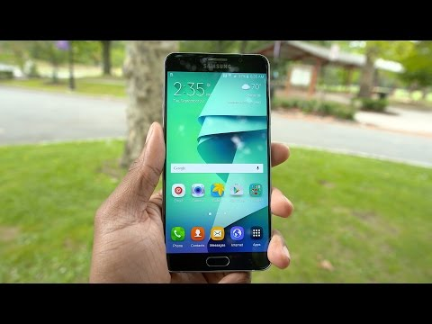 Samsung Galaxy Note 5 - Day in the Life!