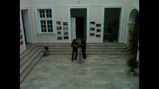 Monteclair - Concerts a deux Flutes Traversieres sans Basses (extraits)