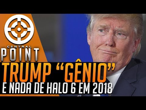 TRUMP VENDENDO CAÇAS DE CALL OF DUTY E RETORNO DE PRINCE OF PERSIA - CENTRAL POINT