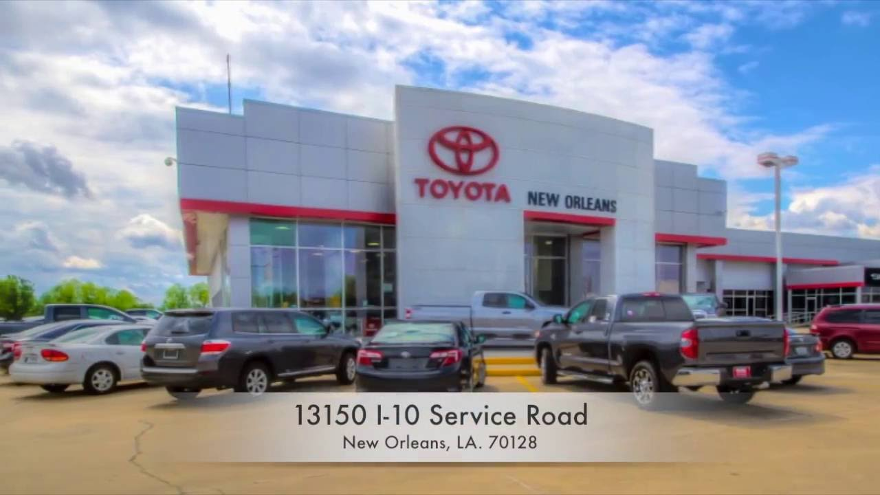 Toyota Of New Orleans >> Welcome To Toyota Of New Orleans Youtube