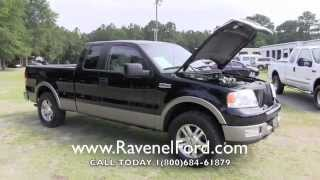 2005 Ford F-150 Lariat SuperCab 4x4 Charleston Car Videos Review  * For Sale @ Ravenel Ford SC