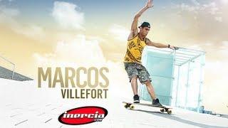 Longboard freestyle en Barcelona, con Marcos Villefort