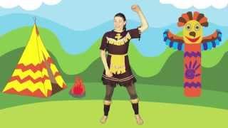 Układy taneczne # 12 - Polowanie na bizona