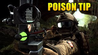 How To Unlock Phantom Bow in 30 Seconds | Battlefield 4 Poison Tip Operation Outbreak Gameplay