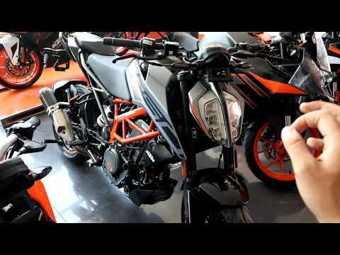 2021 KTM Duke