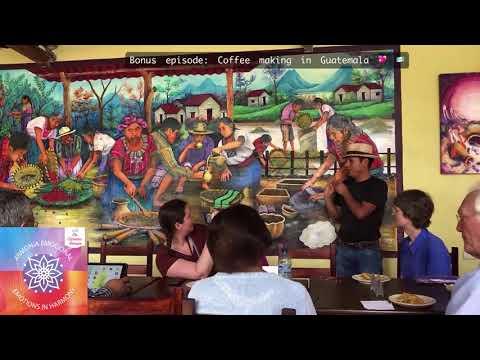 Bonus episode: Coffee making in Guatemala 💖 🇬🇹