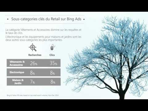 Webinaire Retail Bing Ads France – 14/10/2015