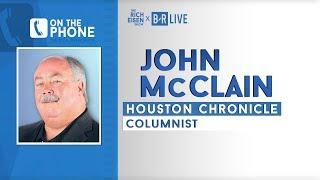 Houston Chronicle's John McClain Talks Astros & Texans with Rich Eisen | Full Interview | 1/16/20