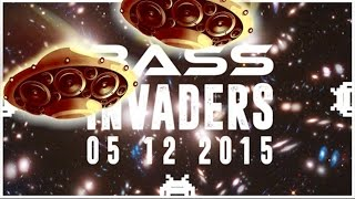 TEASER BASS INVADERS 05 12 2015 // 2 ROOMS // 2 SOUND SYSTEMS