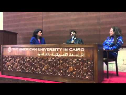 NileTESOL2016 Chat Show- Dr. Andy Curtis- Part 2