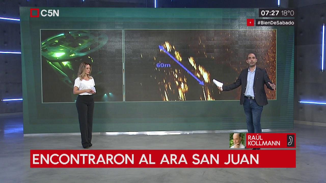 Encontraron al ARA San Juan (Parte 1)