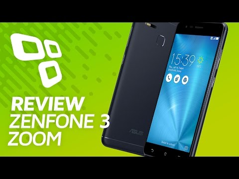 Asus Zenfone 3 Zoom - Análise/Review - TecMundo