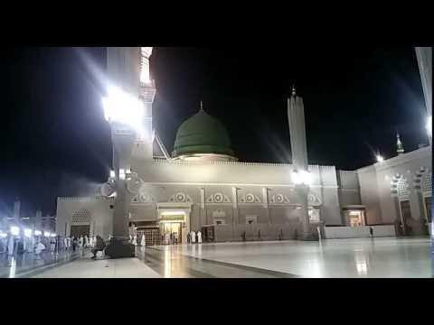 Ai Masjid e Nabvi ye to bata masjid nabvi k Sehen mae Main Nae ye Naat Parhi...