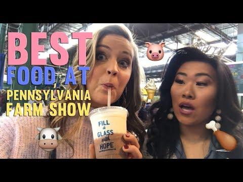 BEST FOOD at 2018 Pennsylvania Farm Show