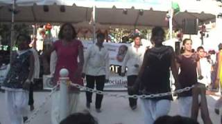 CMP Presents Bollywood Dance - Mojai Moja
