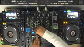 dj ravine tests out cdj control on djay pro meltrance bounce edm nogenres