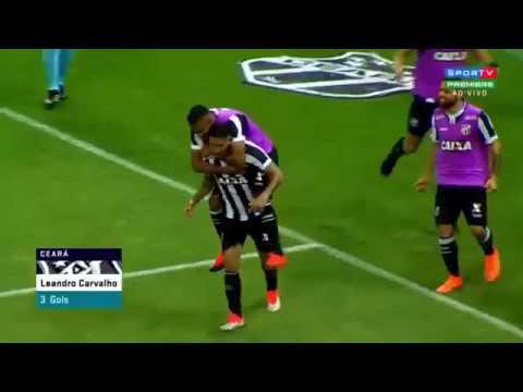 Ceará 3 x 1 Chapecoense HD Melhores Momentos e Gols (Completo) Brasileirão 30 09 2018