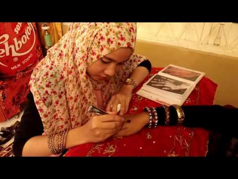 Henna Art - Event Hareem at Muharam Herbs House of Relax and Spa