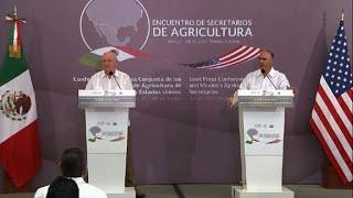 Ministros De Eeuu Y México Dicen Que Tlcan Beneficia Agricultura