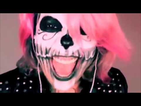 KIDNAP THE SANDY CLAWS - Midnight Halloween METAL COVER (female) LEISHA MEDINA