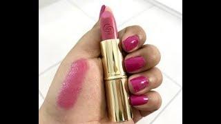 #ORIFLAME #GIORDANI #ORIFLAMEGIORDANIGOLD Oriflame Giordani Gold Iconic Lipstick SPF 15