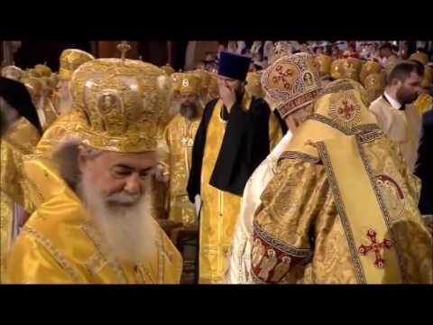 Grand Catholic Orthodox Divine Liturgy of the 5 Patriarchs