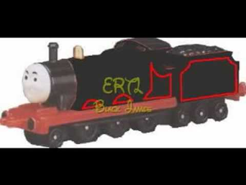 Wartime Black Spencer & Black James in TTTE Merchandise
