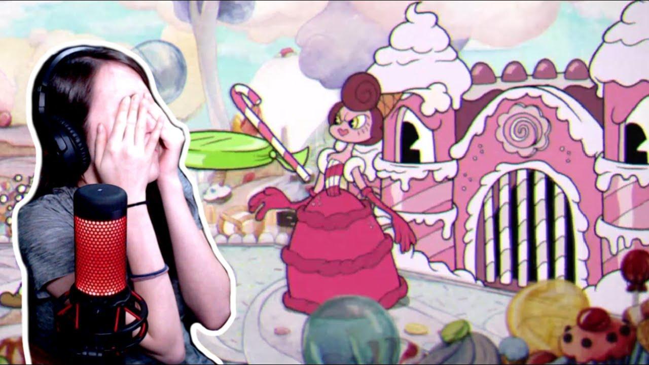 Ya no me gustan los dulces... | Cuphead (Parte 4)