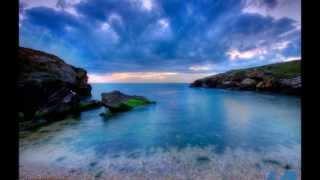 Море и Чайки звуки природы
