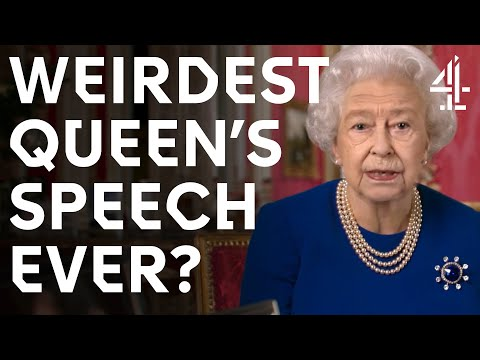 Deepfake Queen: 2020 Alternative Christmas Message
