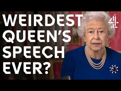 Deepfake Queen: 2020 Alternative Christmas Message