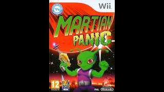 Martian Panic - Nintendo Wii - WiiQUEST #045