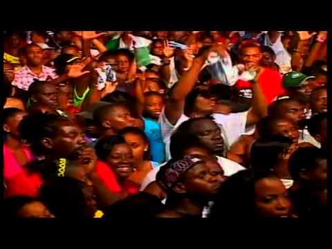 Super Mario   Jammin, Live! Antigua Carnival 2010