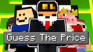 Guess The Price (ft. Techno, George, Quackity and Sapnap)