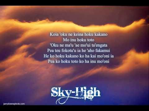 Tongan gospel song composition (instrumental)
