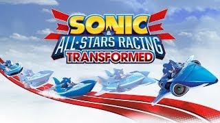 Sonic & All-Stars Racing Transformed - Universal - HD Gameplay Trailer