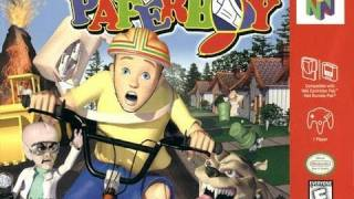 CGRundertow PAPERBOY for Nintendo 64 Video Game Review