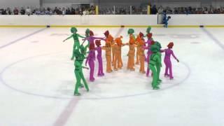 Студия танца на льду «АЛЕКС». Фиксики