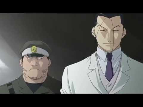 Kimblee's Release - Fullmetal Alchemist Brotherhood HD Scenes