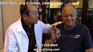 Frank Polycystic Kidney Disease Back Pain Leg Cramps Low Energy Youtube