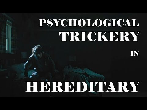 Psychological trickery in HEREDITARY (film analysis)